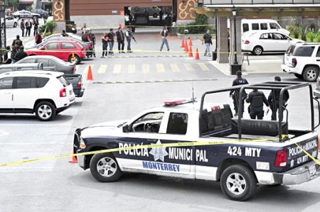 Ataques no amedrentarán al gobierno de NL: Rodrigo Medina