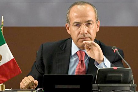 Zavala tiene mucho apoyo, dice Calderón