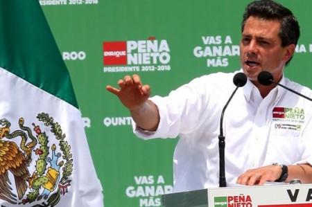 Confirman visita de Peña<br>Nieto a Reynosa mañana lunes