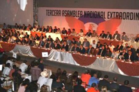 Convergencia se convierte en Movimiento Ciudadano