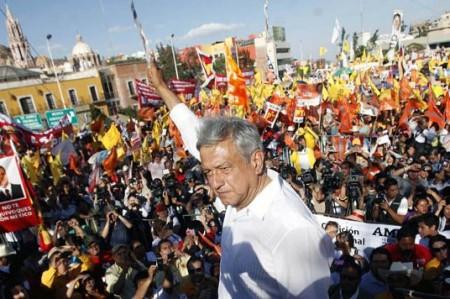 Crimen y violencia no dañarán comicios: Peña Nieto y AMLO