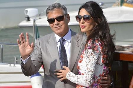 Aseguran que George Clooney y Amal Alamuddin esperan gemelos