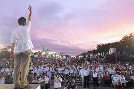 Da encuesta Mitofski carro 'lleno' al PRI en Tamaulipas