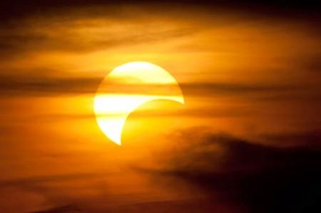 Eclipse de Sol podrá apreciarse hoy en gran parte del país