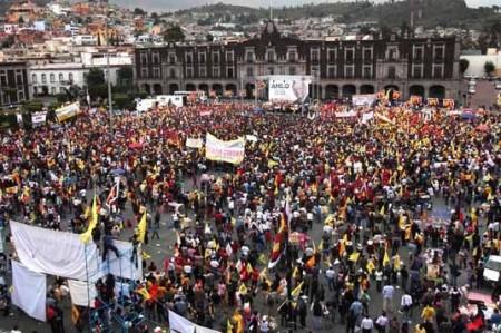 El 1 de julio habrá fiesta<br>nacional: López Obrador
