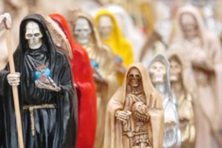 El culto a la Santa Muerte no lo aprueba la iglesia