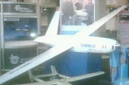 Emprende su vuelo el avión vigía  en Monterrey