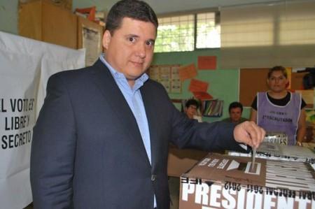'Esperamos resultados favorables': candidato de San Pedro