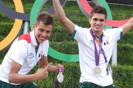 Estos son Iván García y Germán Sánchez