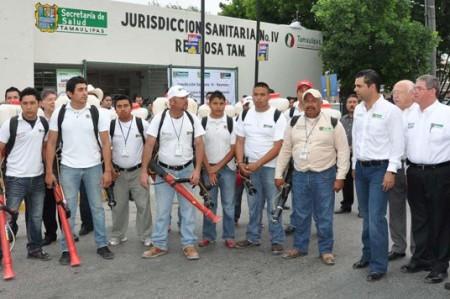 Exhortan a ciudadanos a intensificar lucha contra el dengue