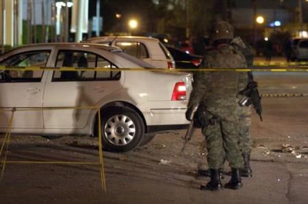 Enfrentamiento deja dos muertos en Reynosa
