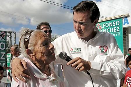 Hoy lunes, el cierre de campaña de los candidatos del PRI en Matamoros