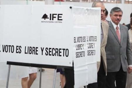 IFE hará pública metodología de conteos rápidos