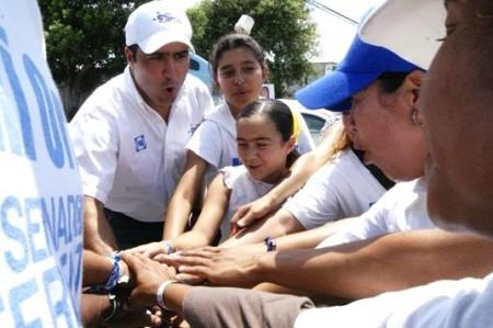 Impulsaremos recursos en el campo: Carlos García
