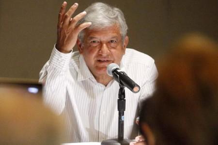 'Están enchilados los del PRIAN por mi declaración de bienes': AMLO