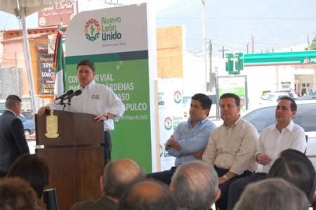 Lamenta Rodrigo Medina desaparición de mandos de Tránsito en Monterrey
