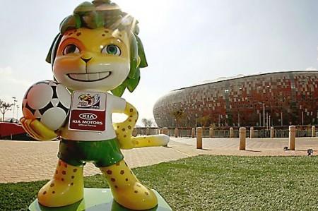 Listo comité organizador para fiesta de clausura del Mundial Sudáfrica 2010