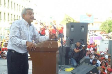Llama AMLO 'a recibir migajas de PRI y PAN', pero que voten el 1 de julio