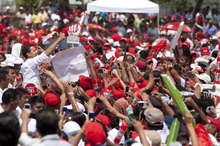 'No hay triunfos anticipados', advierte Peña Nieto