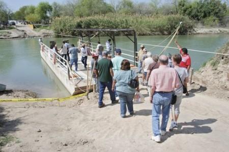 Opera en Tamaulipas, Ferry internacional más antiguo del país