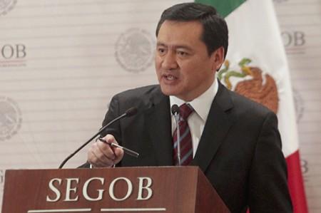 Osorio Chong adelanta su posible salida de Gobernación