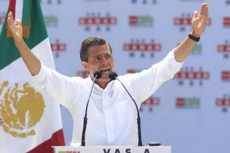 Pide Peña Nieto a sus adversarios no verse como enemigos