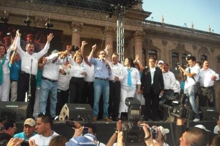 Pide Quadri en NL ejercer voto útil, no votando por PRI Y PAN