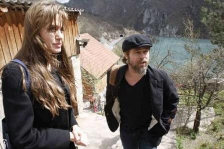 Premian a Angelia Jolie en Festival de Sarajevo