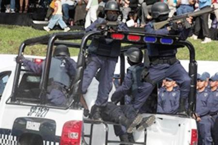 Presentan la nueva Policía Estatal de Veracruz