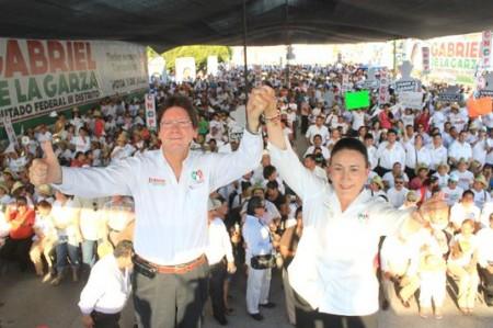 Promete Lupita Flores cambios para México