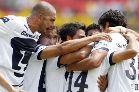 Pumas resiste y gana 1-0 a Morelia