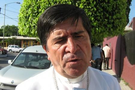 """Que la sangre de Torre caiga en tierra fértil para la paz"": Obispo"