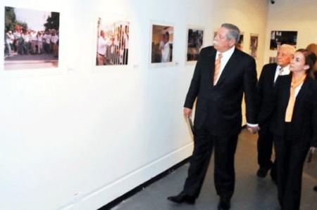 Recuerdan a Rodolfo Torre con expo fotográfica