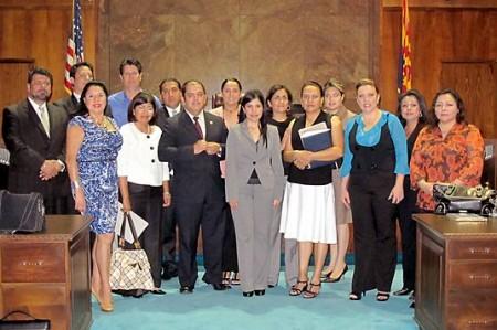 Se fortalece alianza con congresistas norteamericanos: Leticia Salazar