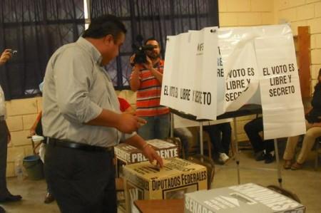 Surgen quejas de casillas especiales en  Santa Catarina