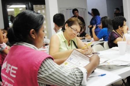 Termina conteo de votos para Presidente de la República en Matamoros