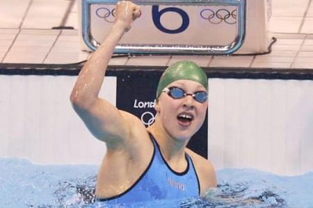 Tiene apenas 15 años y ya es campeona olímpica