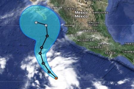 'Vance' se mantiene en categoría II, sigue la alerta por lluvias
