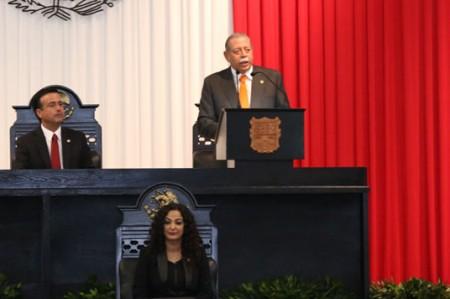 Rinde Egidio Torre 'inédito' Informe a los tamaulipecos