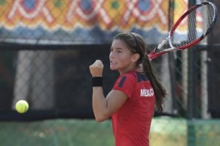 Mexicanas se coronan en la Copa de Naciones de Tenis en Centroamericanos