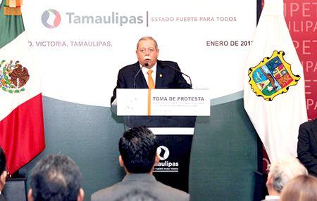 Dará Egidio Torre cuarto informe en Reynosa