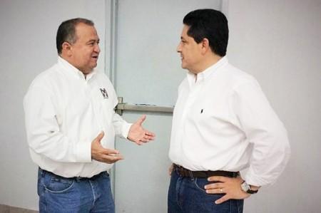 Defienden en Matamoros a exalcalde Erick Silva