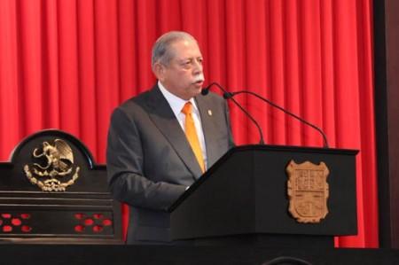 Destaca Egidio avances en seguridad en Cuarto Informe de Gobierno