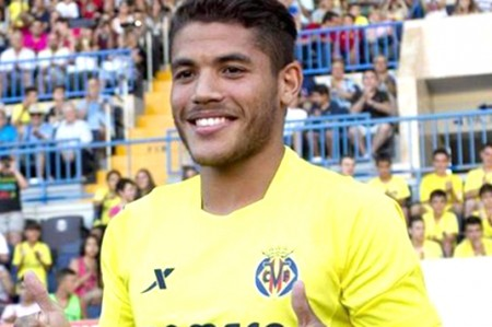 Villarreal convoca a Jonathan dos Santos para partido ante Napoli