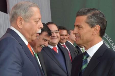 Destaca Egidio visión de Peña Nieto