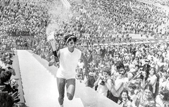 Veracruz Recordara Recorrido De La Antorcha Olimpica De Mexico 68