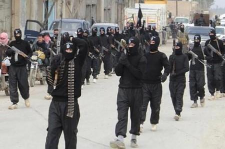 Aterra a gays avance de yihadistas