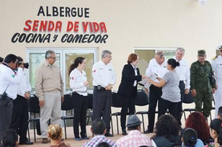 Celebra Pepe Elías el Día Internacional del Migrante en Reynosa