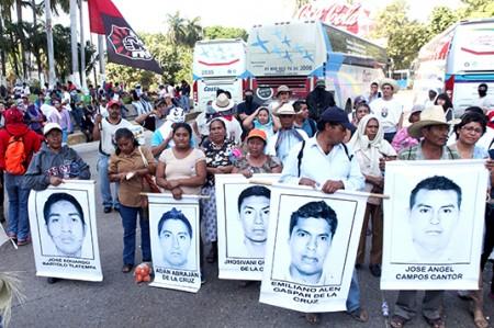 CEAV no impugnará sentencia sobre Caso Ayotzinapa