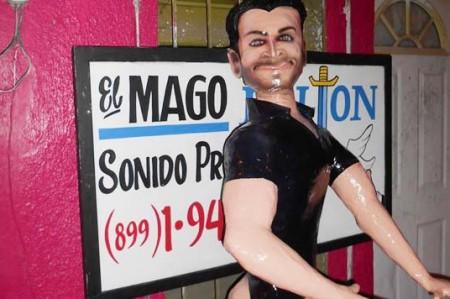 Ahora le hacen piñata ¡a Eliseo Robles Jr.!